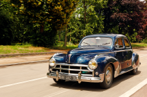 Classic & Sports Car – Peugeot 203 Spécial Darl'mat: France's unlikeliest sports saloon?
