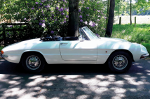 Classic & Sports Car – Your classic: Alfa Romeo Spider Veloce