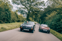 Classic & Sports Car – Shared heart: MG Midget 1500 vs Triumph Spitfire 1500