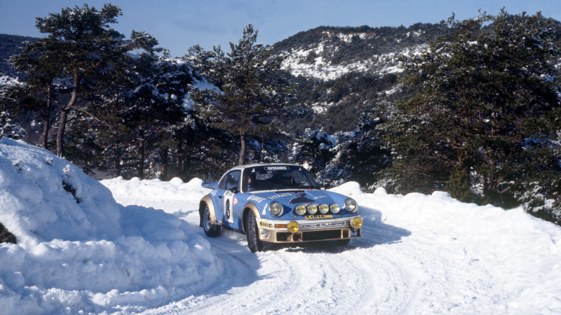 The 15 greatest Monte Carlo Rally-winning classics of the