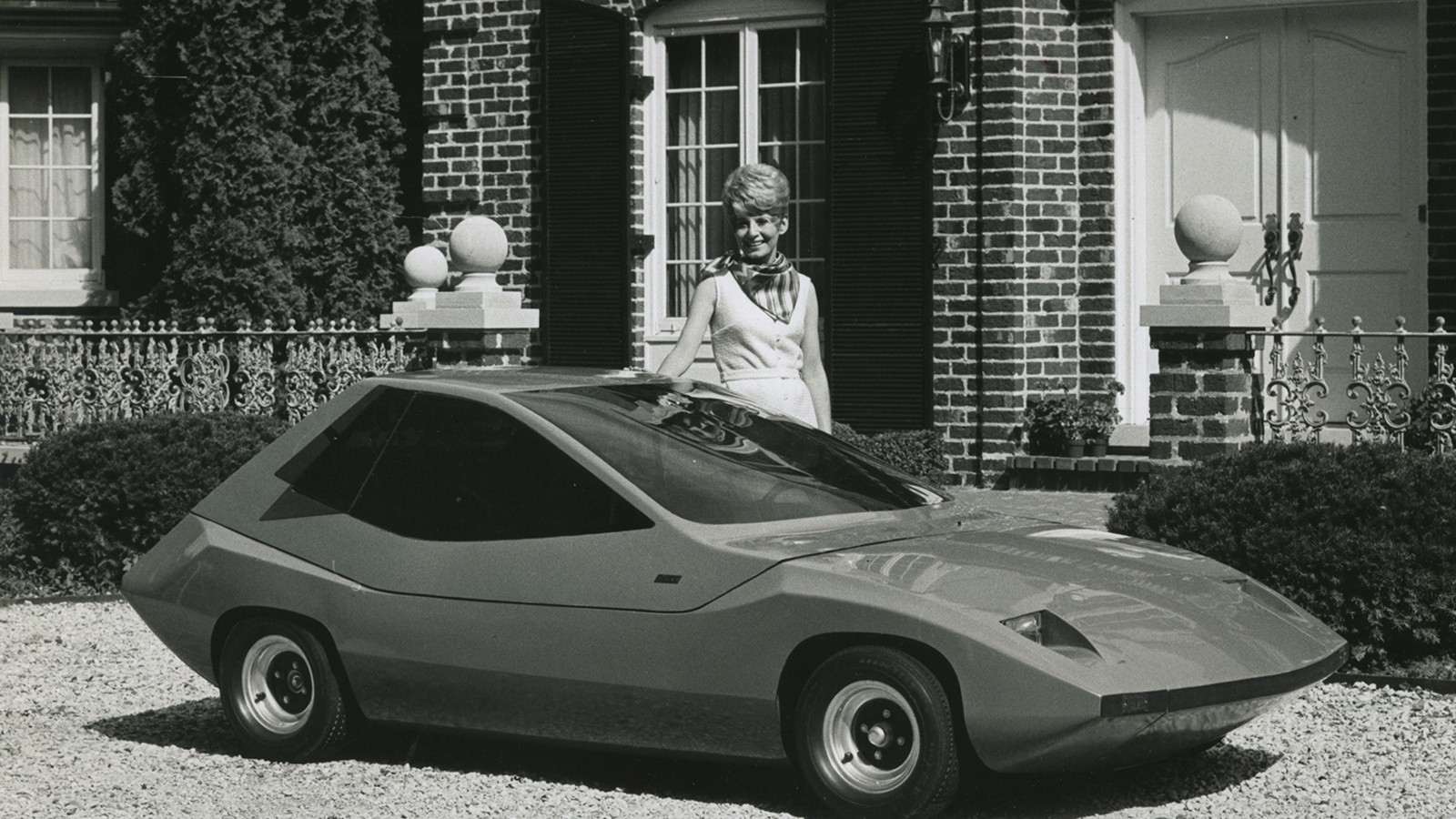 10 classic electric cars you never knew existed - McKee Sundancer