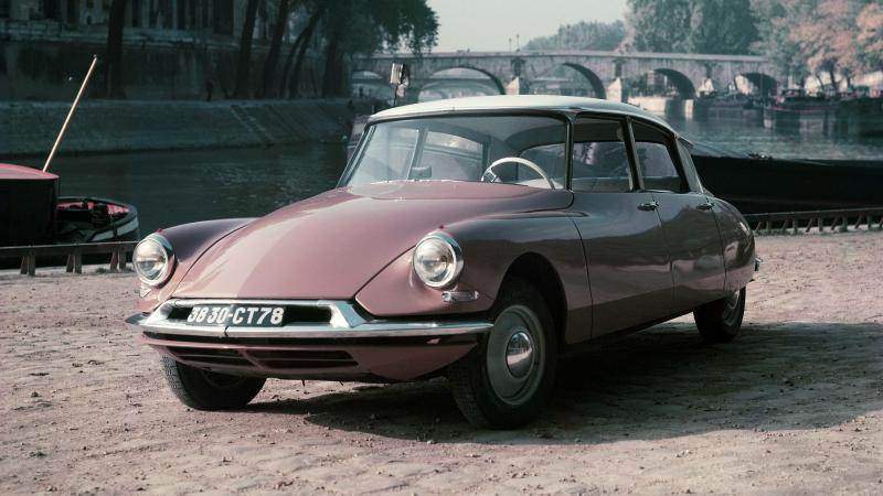 Classic French cars we'd love to own