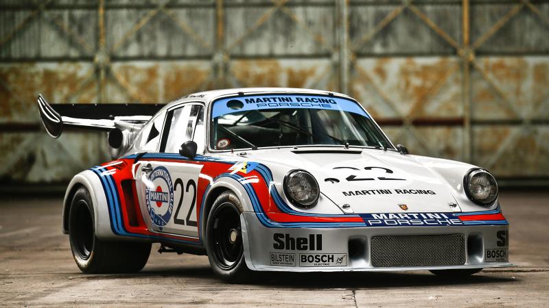 Le Mans Podium Porsche 911 Carrera Rsr 2 1 Turbo In Pictures