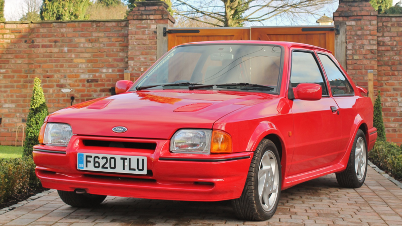 20 Fast Fords for sale at auction