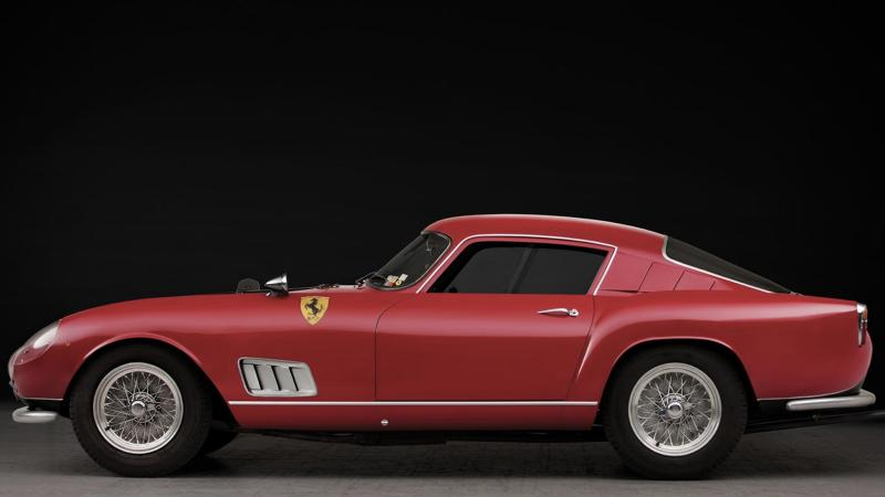Two 50s Racing Ferraris Lead Monaco Sales Classic Sports Car