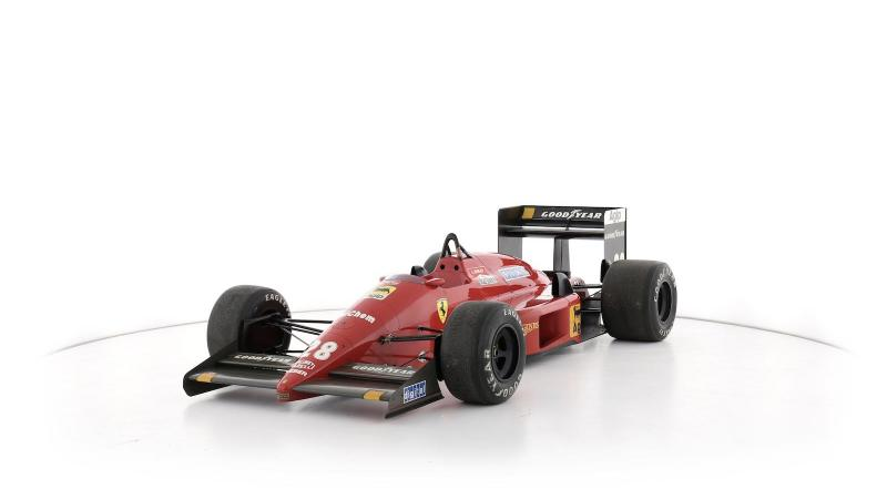 5 genuine F1 cars you can buy at May's Monaco auctions