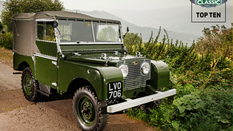 The 10 best Land-Rovers ever