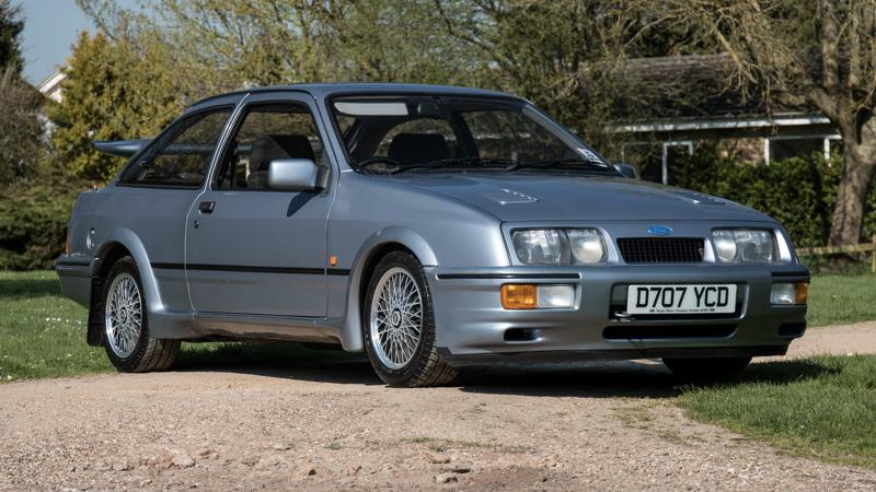 Four fabulous fast Fords aim for auction record
