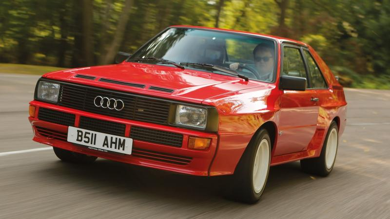 These are the greatest homologation specials of the '80s