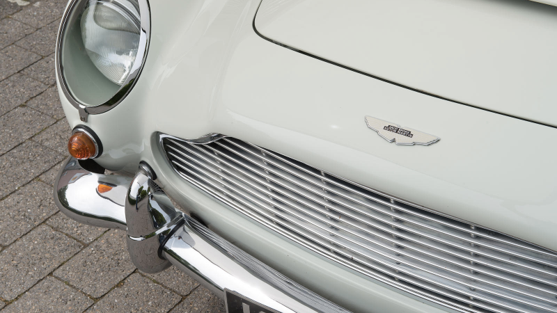 Rare Aston Martin Expected To Sell For 900 000 This Weekend
