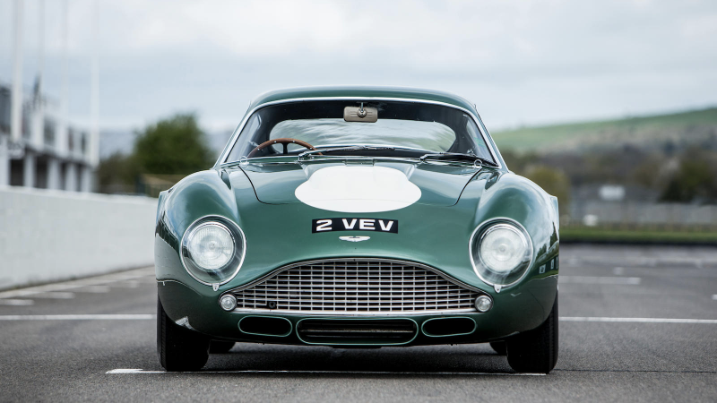 This Super Rare Aston Martin Could Be The Most Expensive British Car Ever Classic Sports Car