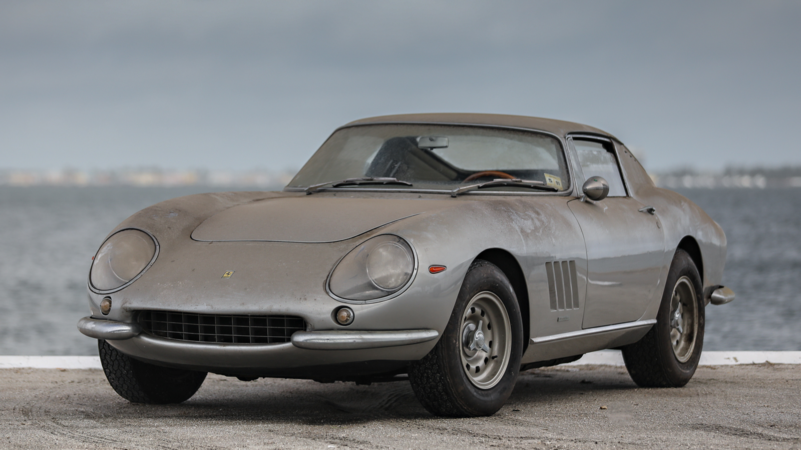 These forgotten Ferraris were all found in barns