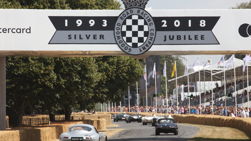 In pictures: Goodwood Festival of Speed 2018