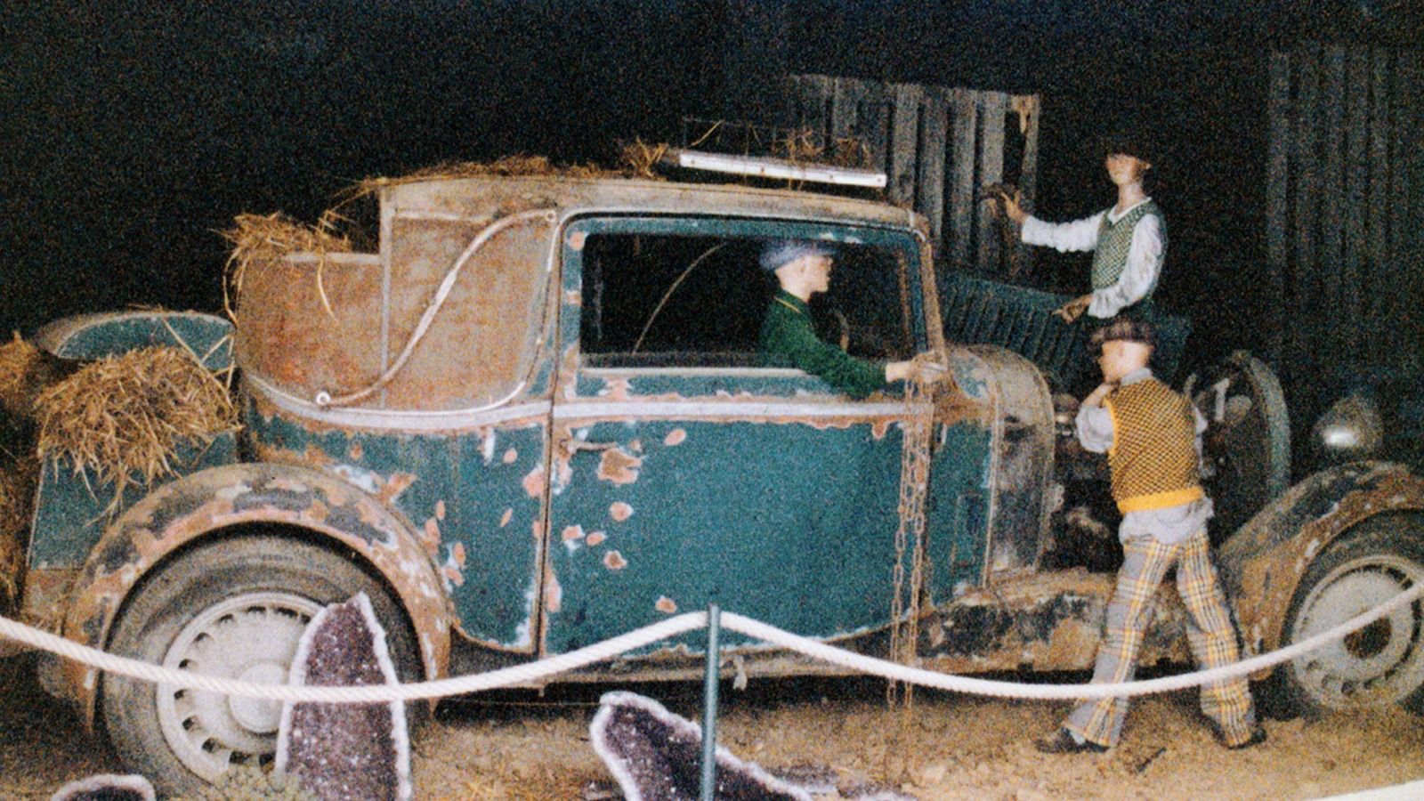 The 35 Greatest Barn Finds Of All Time Classic Sports Car