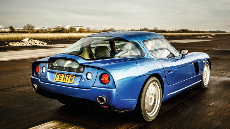 This is the greatest supercar you've never heard of