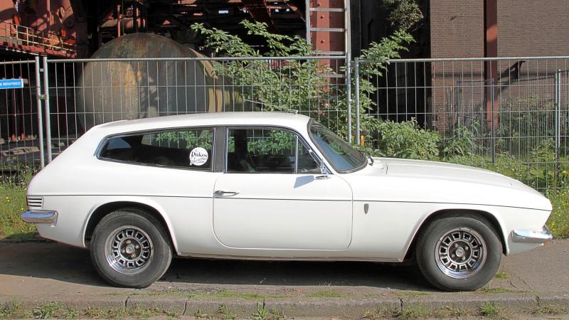 Five Brilliant Cars Built By Rubbish 70s Britain Classic Sports Car