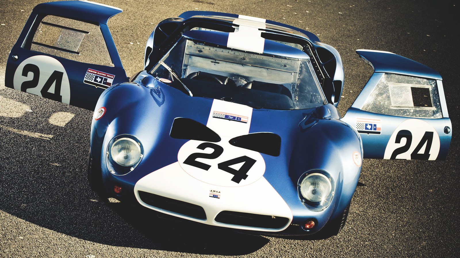 Ford v Ferrari the forgotten car at the heart of the Le