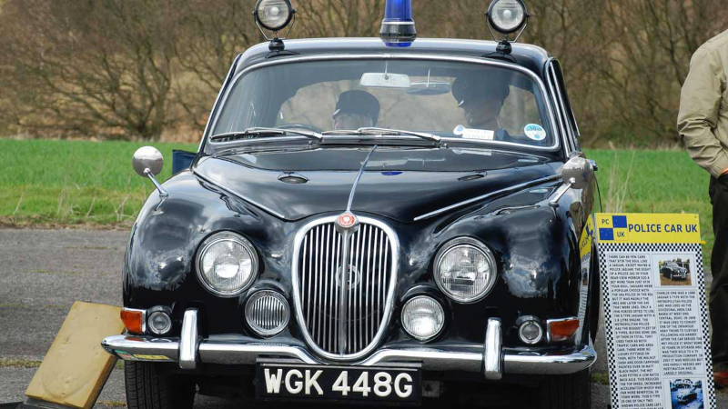 Top 10 police cars of all time