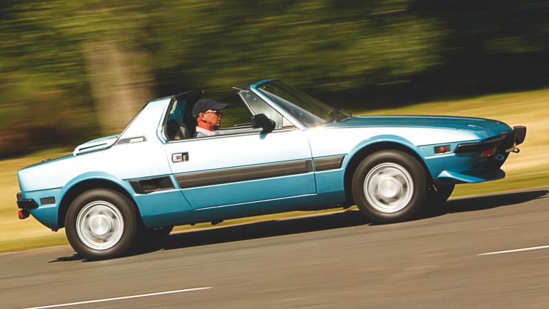 Ten Of The Best Clic Targa Top Sports Cars