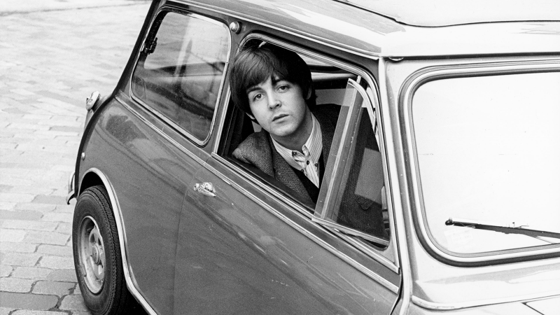Car Auction Sites >> Baby you can drive their cars! Beatles motors up for auction | Classic & Sports Car