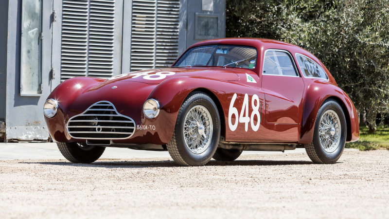The 20 Most Expensive Cars Sold At The 2018 Monterey Auctions