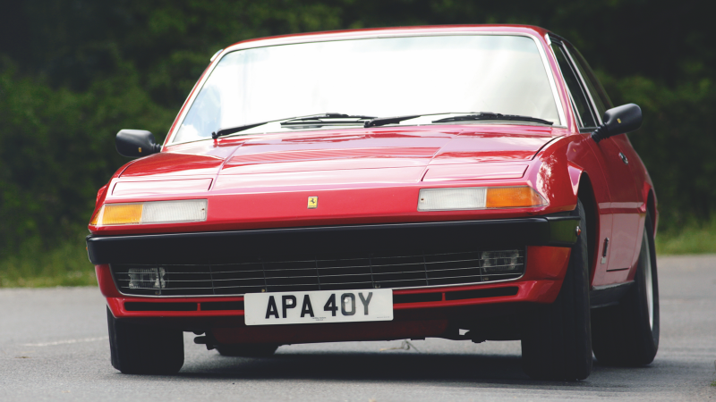 Is there such a thing as a cheap Ferrari?
