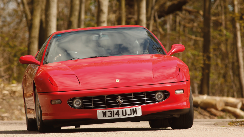 Is There Such A Thing As A Cheap Ferrari Classic