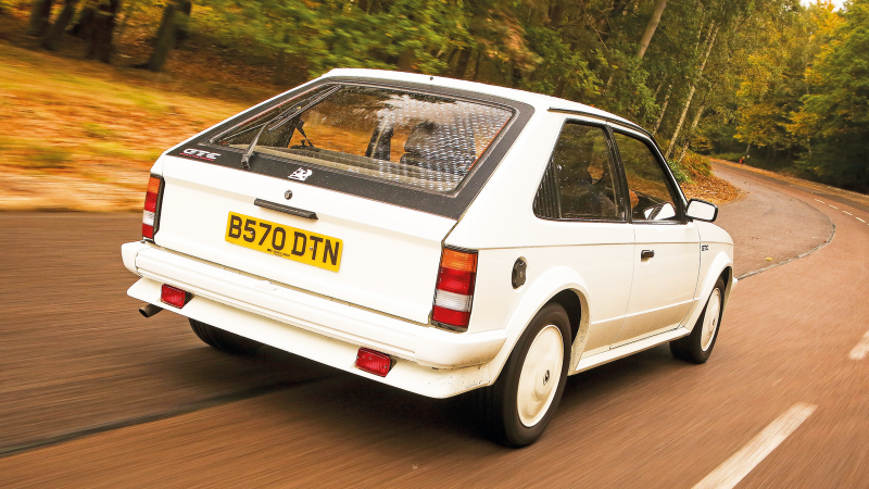 Retro hot hatch supertest: 19 legends driven