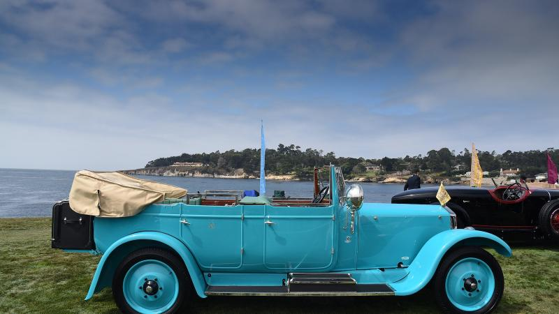 Cars Of Distinction All The Winners From Pebble Beach Concours D - Pebble beach car show 2018