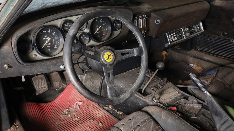 The best barn-find Ferraris ever