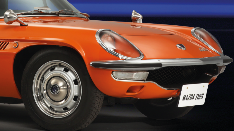 Remembering the Mazda Cosmo: a coupé for the space age