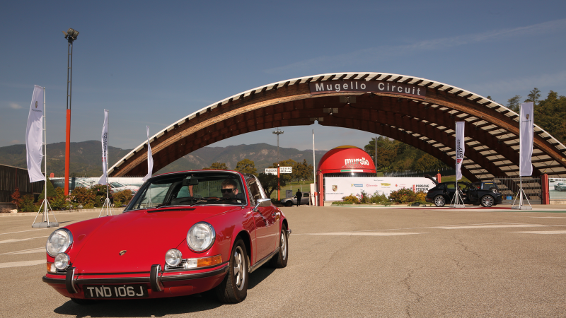Road trip of a lifetime: Italy to England in a Porsche 911