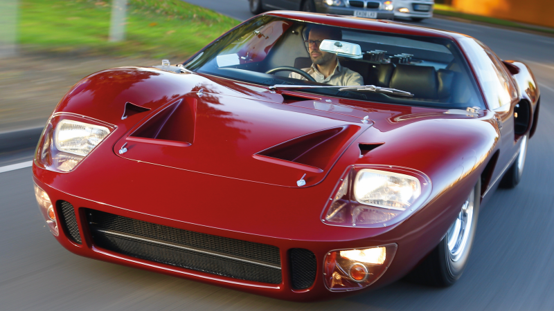 25 greatest drivers' cars of all time