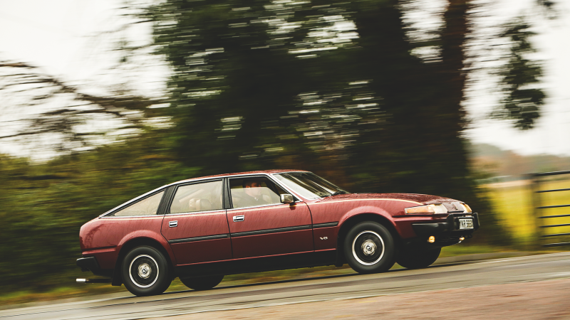 Bygone barges: '80s saloon cars that time forgot | Classic