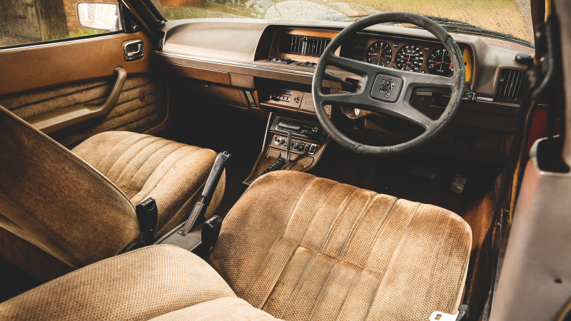 Bygone barges: '80s saloon cars that time forgot