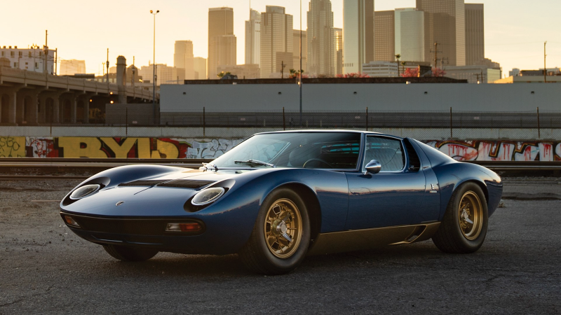 The best cars sold at RM Sotheby's Petersen auction