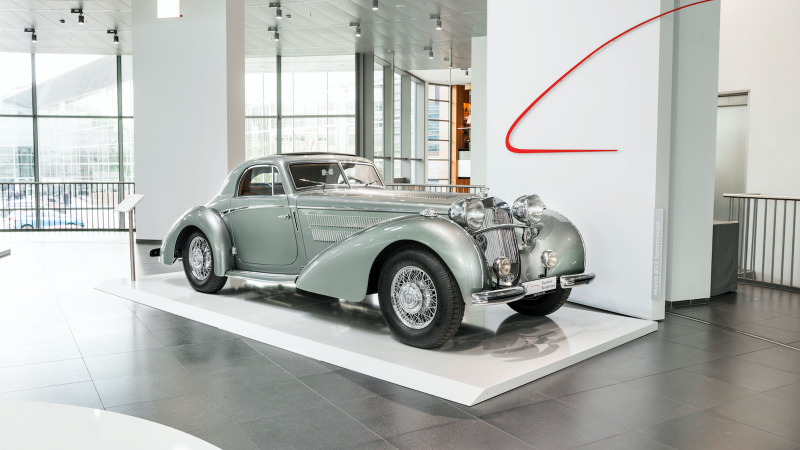 In pictures: inside the Audi Museum in Ingolstadt