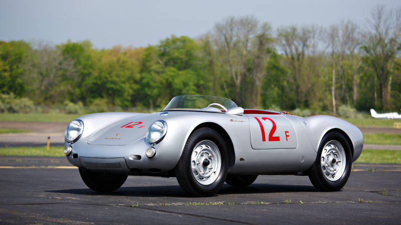 The biggest classic car auction sales of 2018