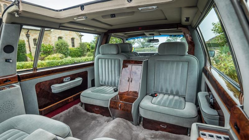 King of the limos: this bespoke Rolls-Royce will blow your mind