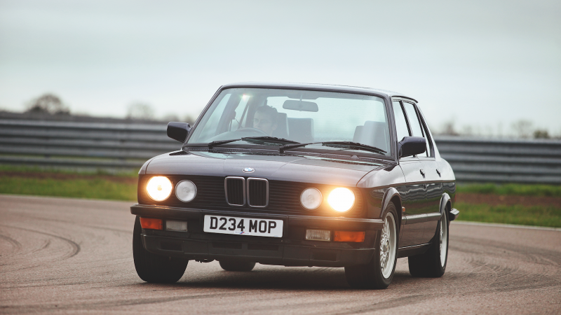 History of the BMW M-series