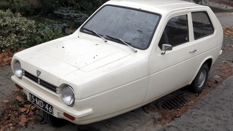 Good to be bad: rubbish cars with cult followings