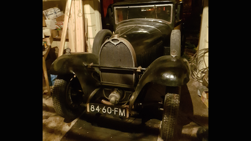 Breathtaking Bugatti trio rescued from Belgian barn