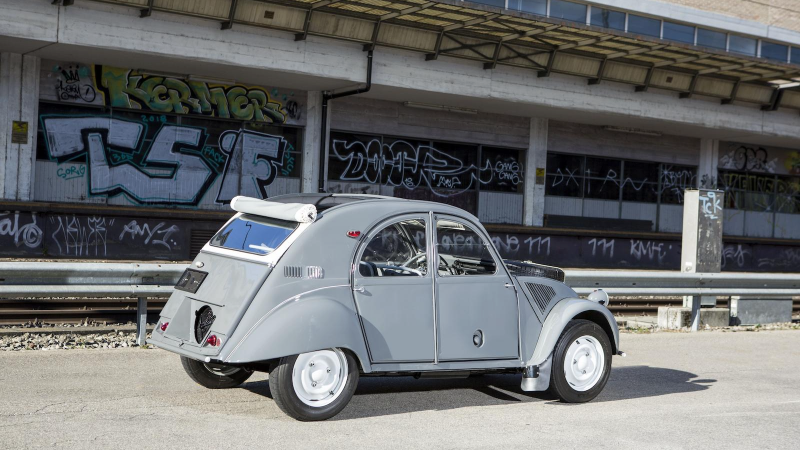 Would you pay £90k for a Citroën 2CV?