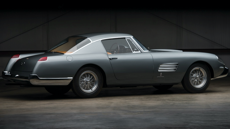 One-of-a-kind royal Ferrari: yours for $13m