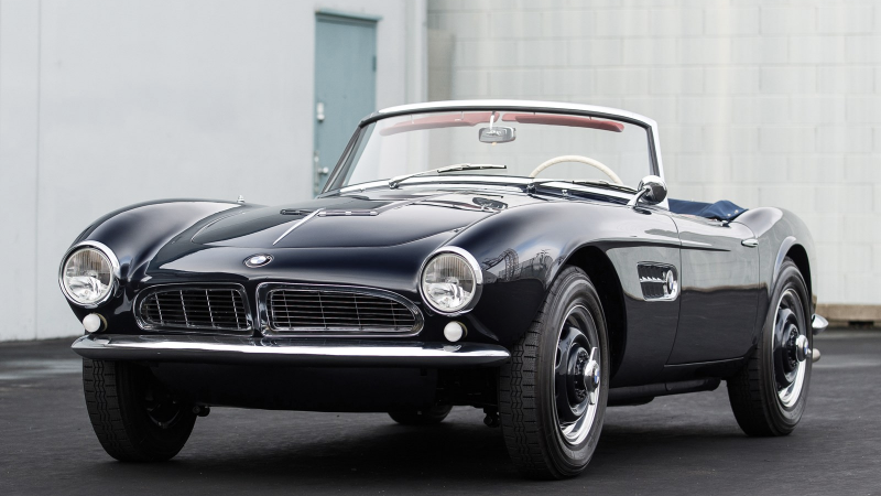 Big weekend: these 16 cars just sold for millions