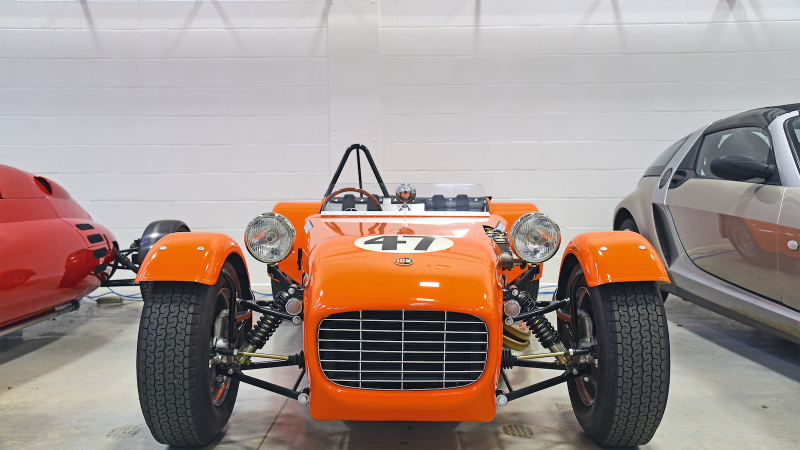 Inside Gordon Murray's eclectic car collection