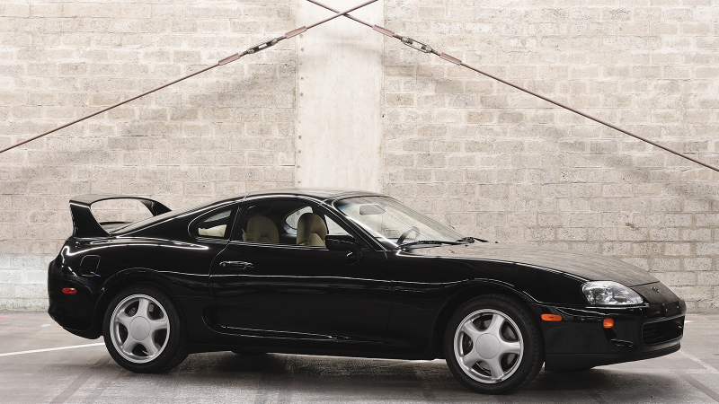 These 10 modern legends could form your dream garage