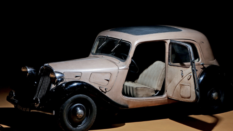 Swiss Citroën up for auction at Aguttes Spring Sale