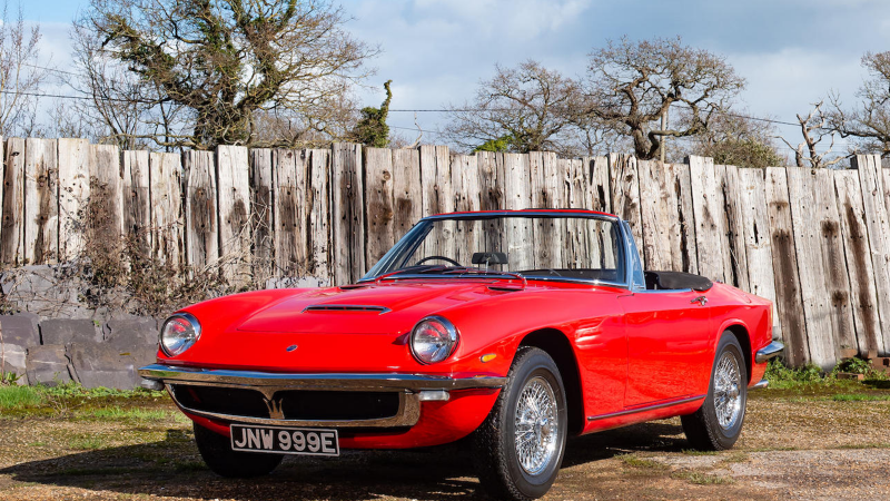 15 stunning classics for sale at the Goodwood Members' Meeting