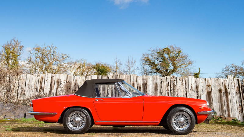 These stunning classics will be sold at the £10m Goodwood Members' Meeting sale